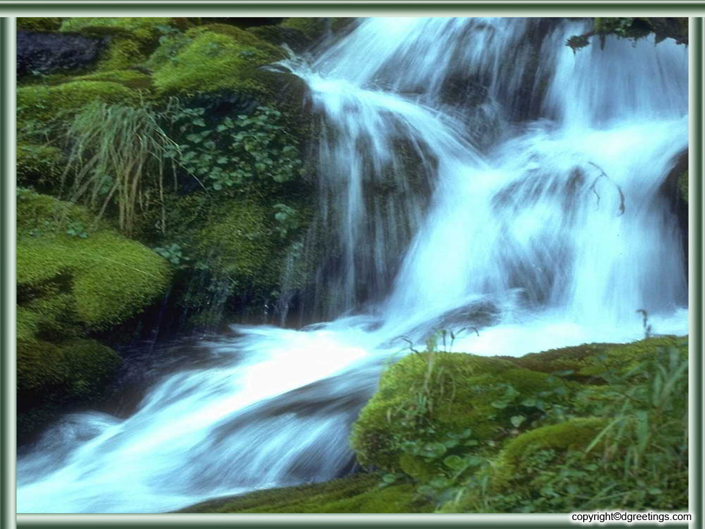 Wallpapers Waterfall Wallpapers Animated Waterfall Wallpaper 1024x768