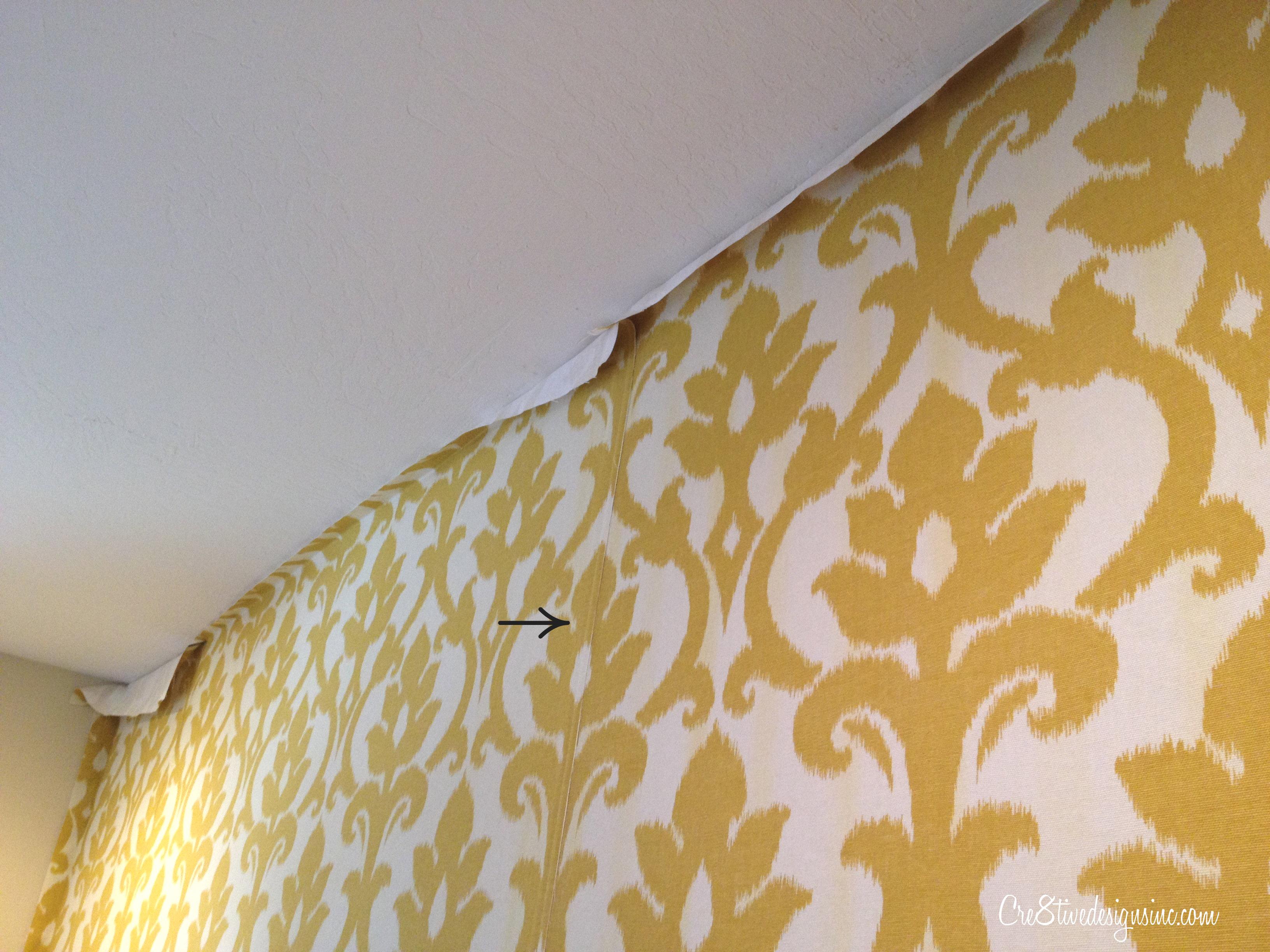 How To Hide Wallpaper Seams Wallpapersafari