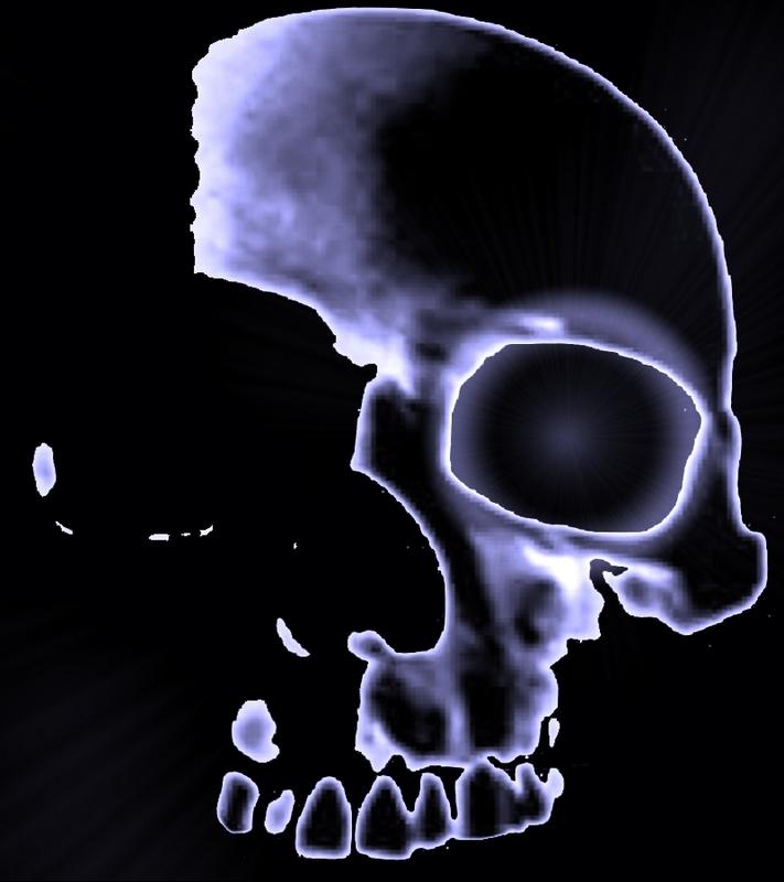 Purple Skull Wallpaper Wallpapersafari
