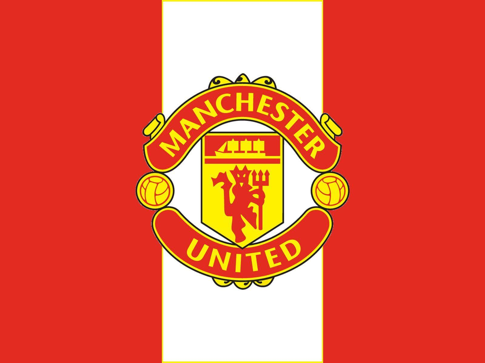 Manchester United Logo Wallpapers HD 2016 1600x1200