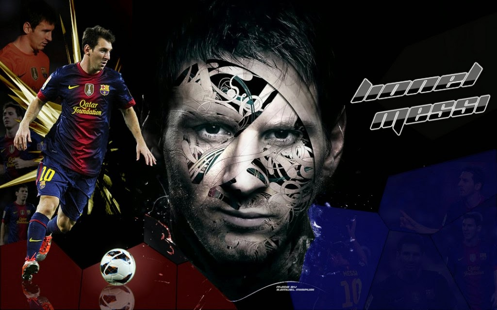 messi2014 2015barcawallpapers Top 10 Lionel Messi 2015 Wallpapers 1024x640