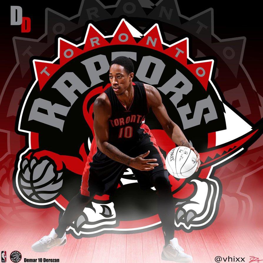 Demar Derozan Toronto Raptors by vernhix7 894x894