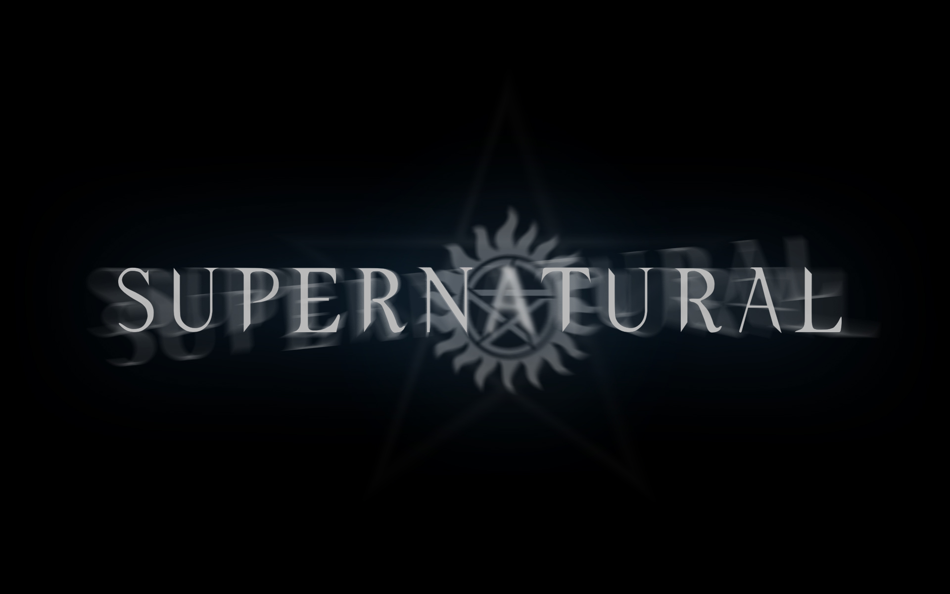Logo Supernatural Wallpaper Wallpapers Backgrounds Images Art 1920x1200