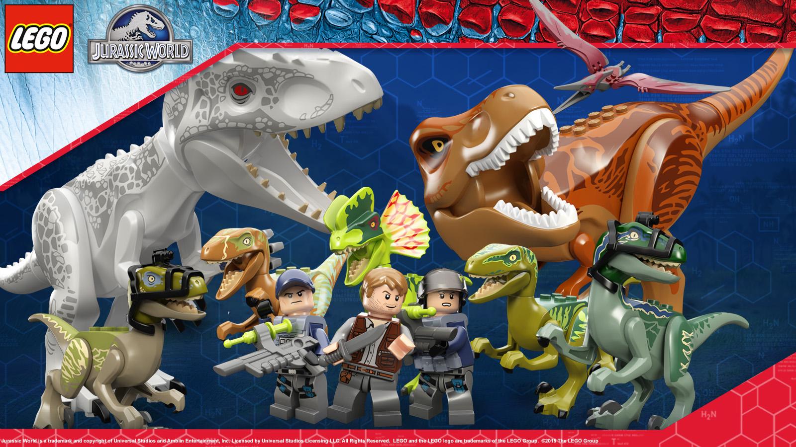 Jurassic World The Game Wallpaper