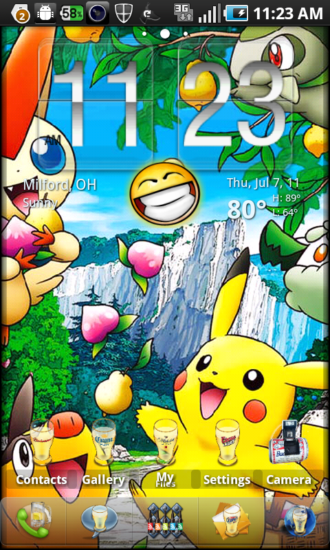480x800px Pokemon Wallpapers For Android Wallpapersafari