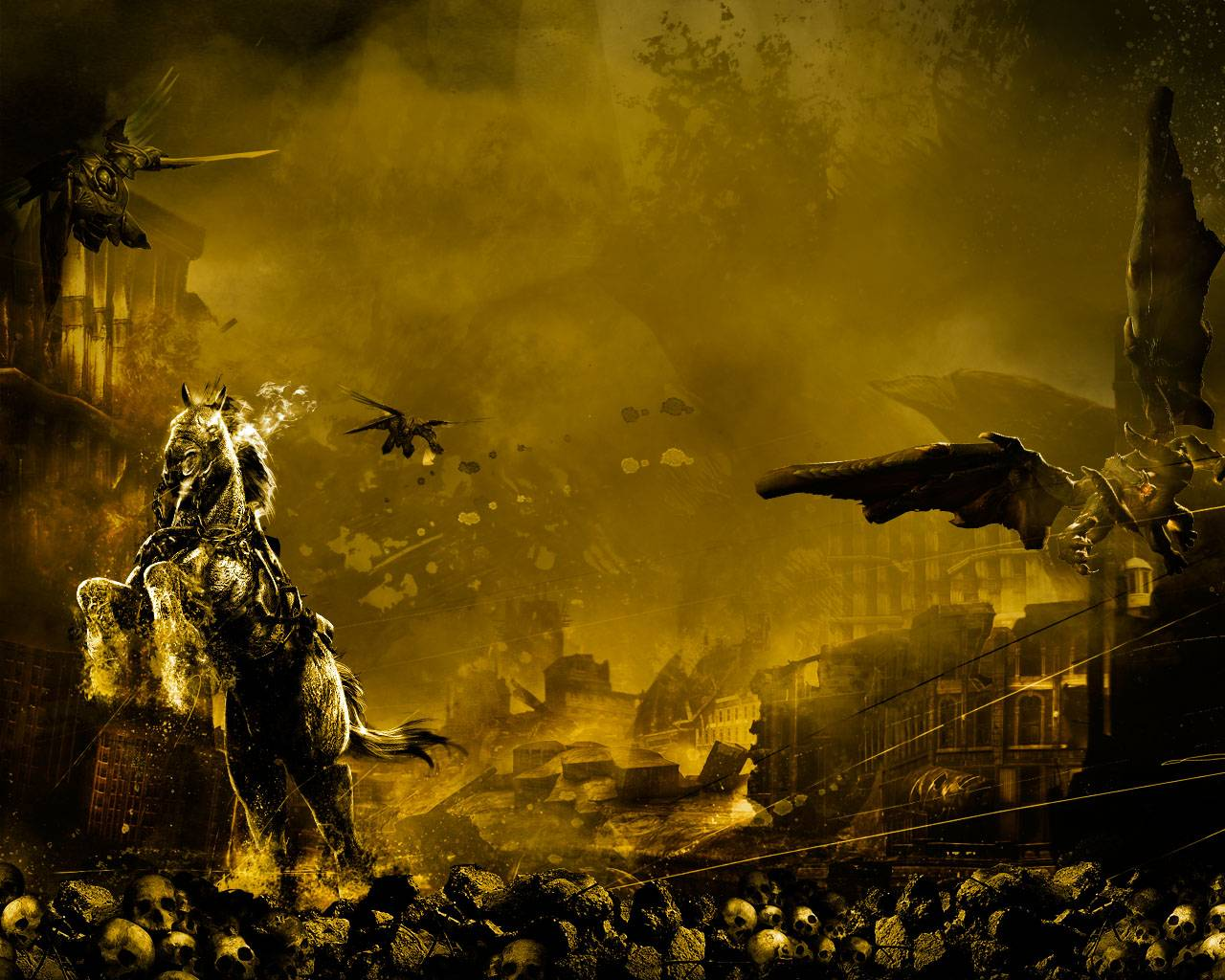 Darksiders II Wallpapers HD   intheGame 1280x1024