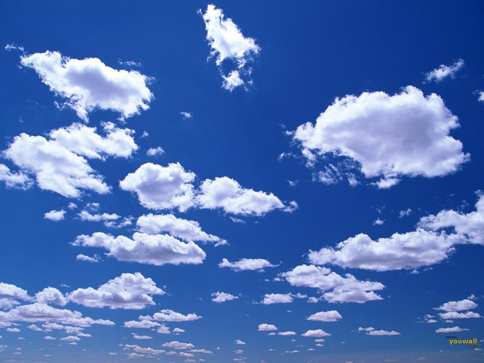 YouWall   Cloud Sky Wallpaper   wallpaperwallpapersfree 1600x1200