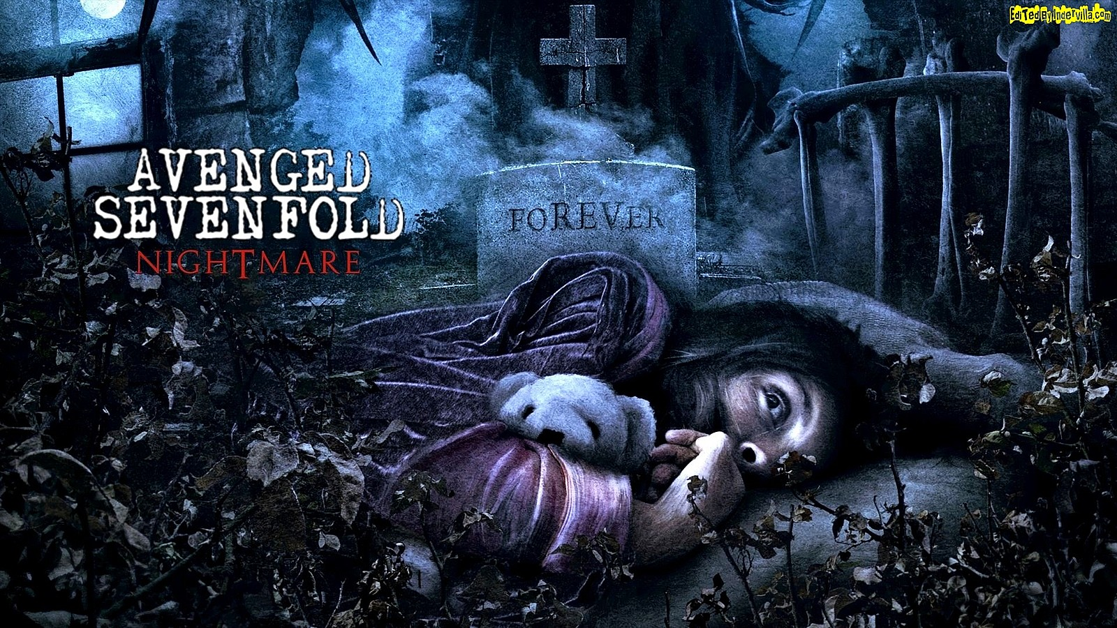 A7X Avenged Sevenfold Album   wallpaper 1600x900