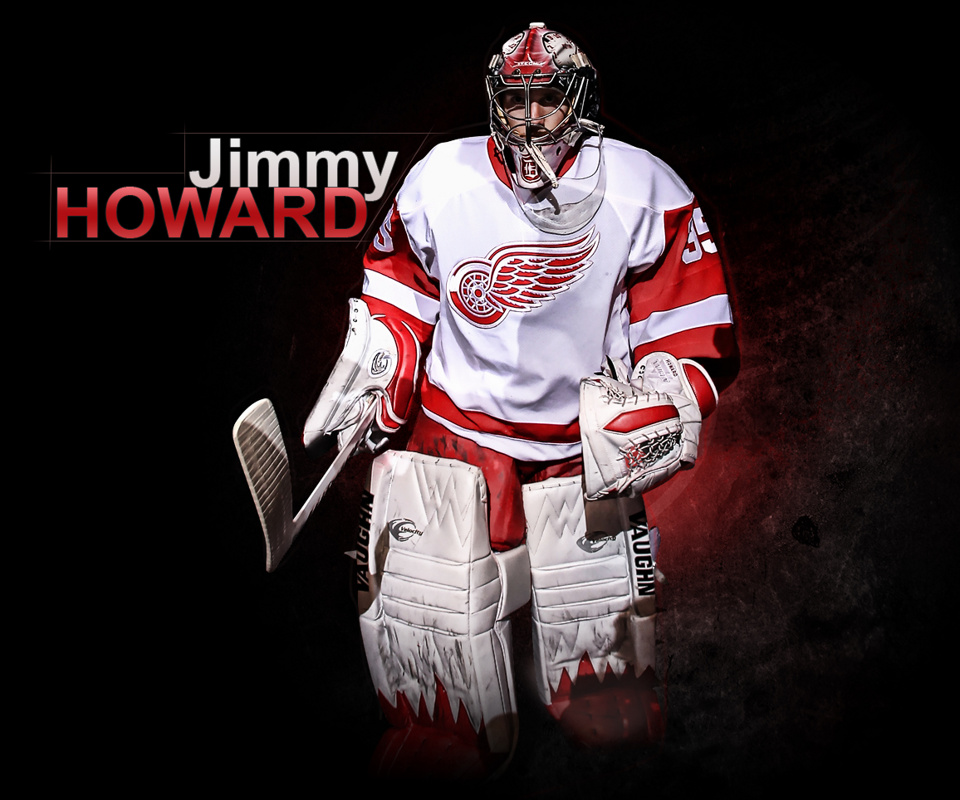 Jimmy Howard Iphone Wallpaper 142332 jimmy howardjpg 960x800