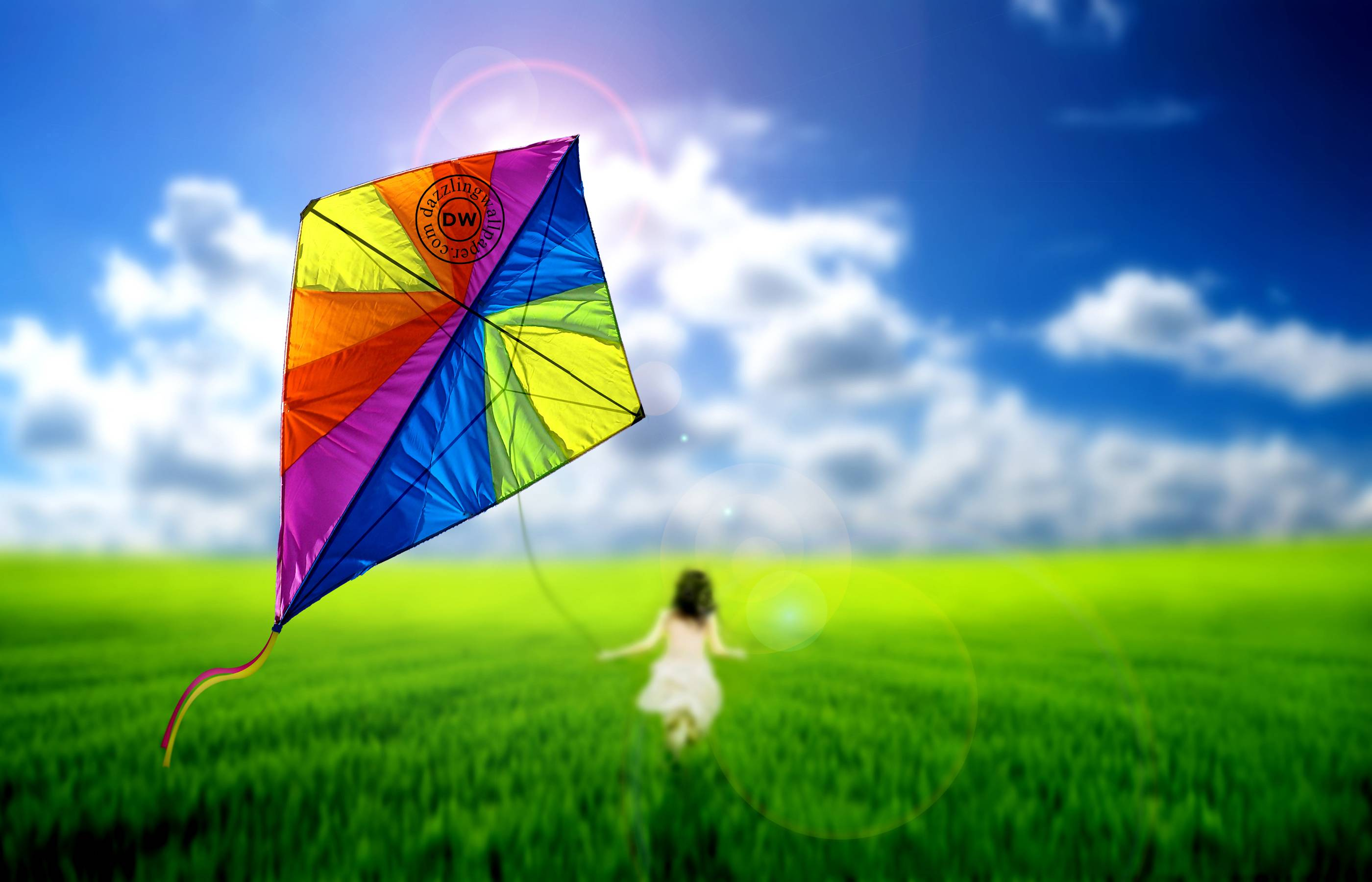 Kite Wallpapers 2800x1800