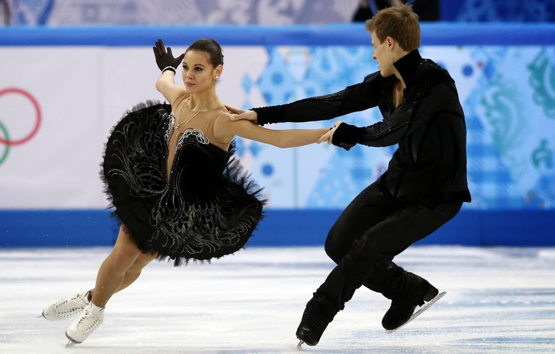 Figure Skating Dance Sochi Olympics 2014 Review 1116x712