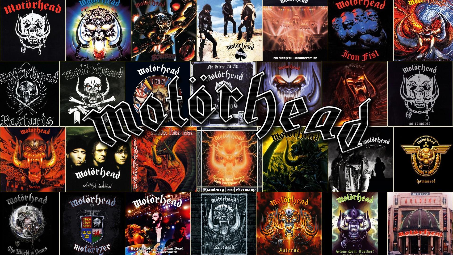 MOTORHEAD heavy metal hard rock collage q wallpaper 1920x1080 1920x1080