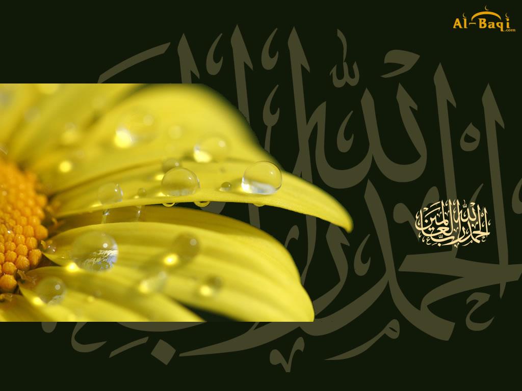 Islamic Glitter WallpapersName Of Allah Bismillah Wallpapers 1024x768