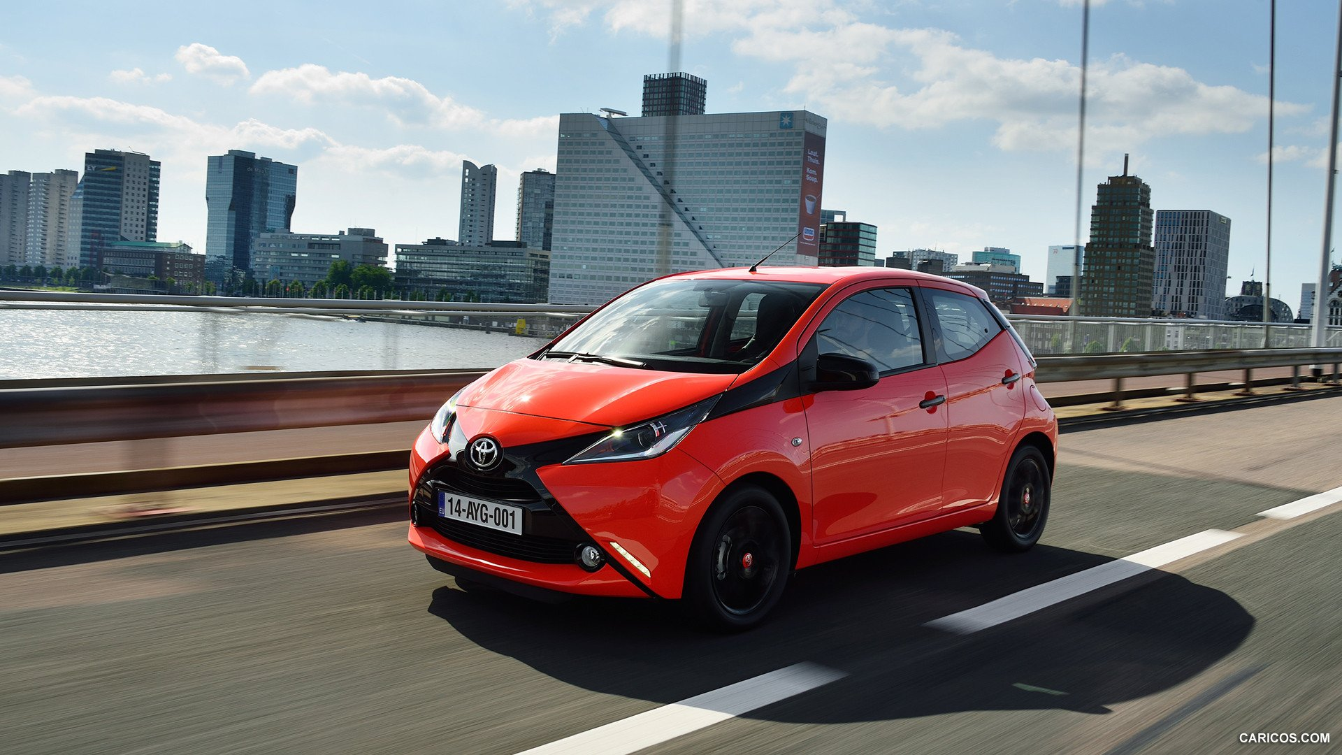 2015 Toyota AYGO   Front HD Wallpaper 66 1920x1080