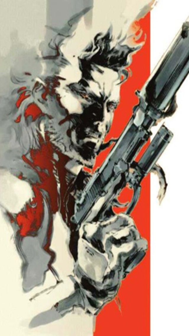 Free Download Metal Gear Solid 2 Sons Of Liberty Iphone