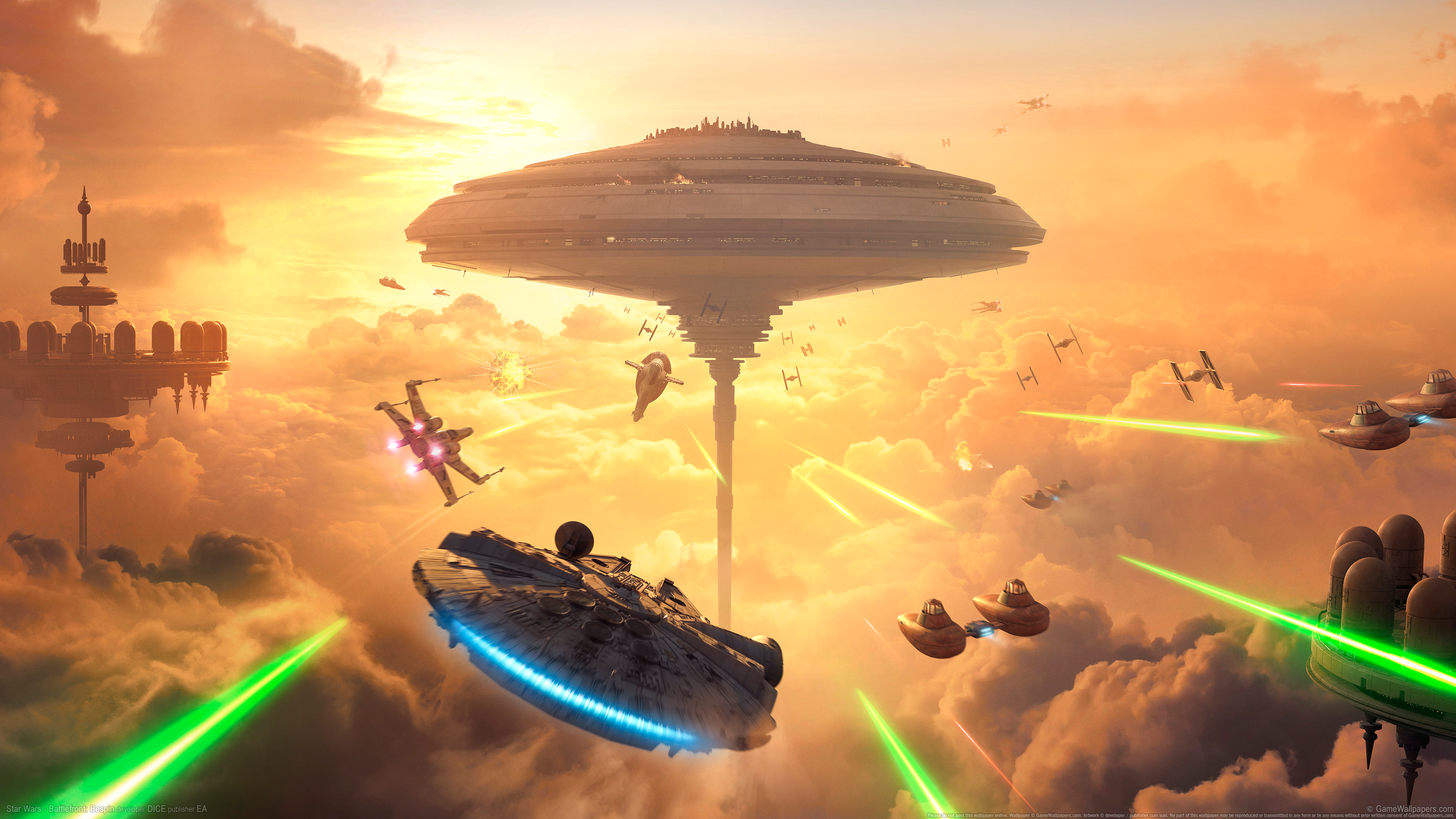 19015 Bespin wallpapers backgrounds 2019 3840x2160