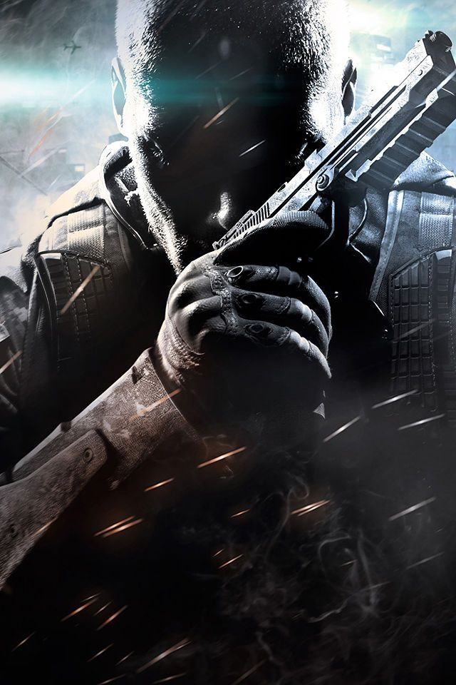 Call of Duty Black Ops Wallpaper 800594 Wallpapers Of Call Of 640x960