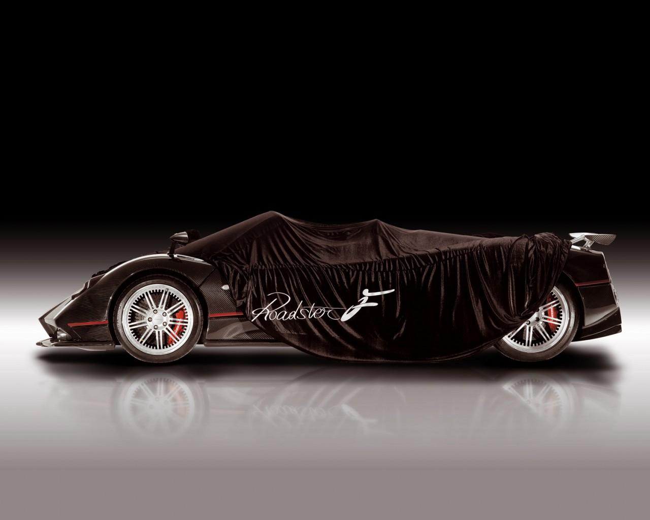 Pagani Zonda Roadster F photos and wallpapers - tuningnews.net