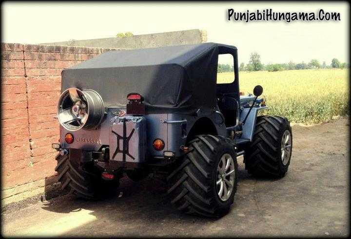 Willy Punjab Jeep Punjabi 720x491