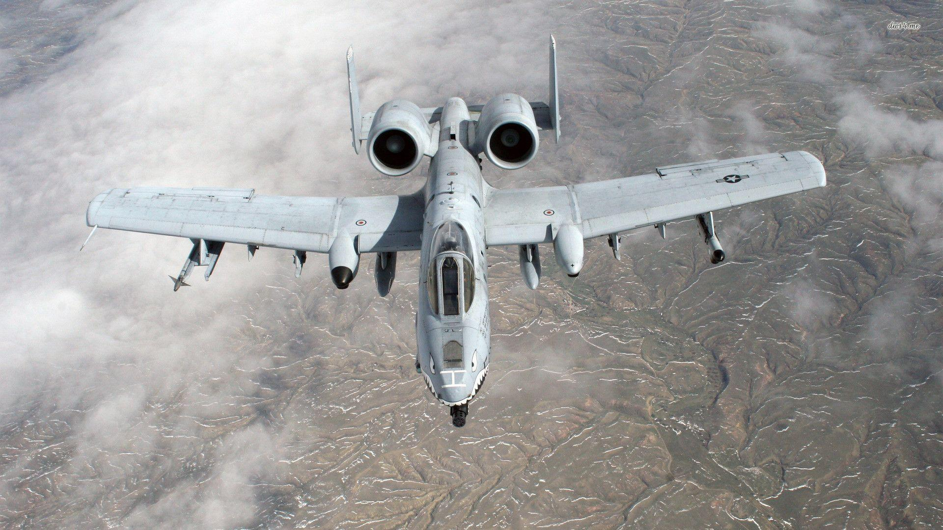 Fairchild Republic A 10 Thunderbolt II Wallpapers 1920x1080