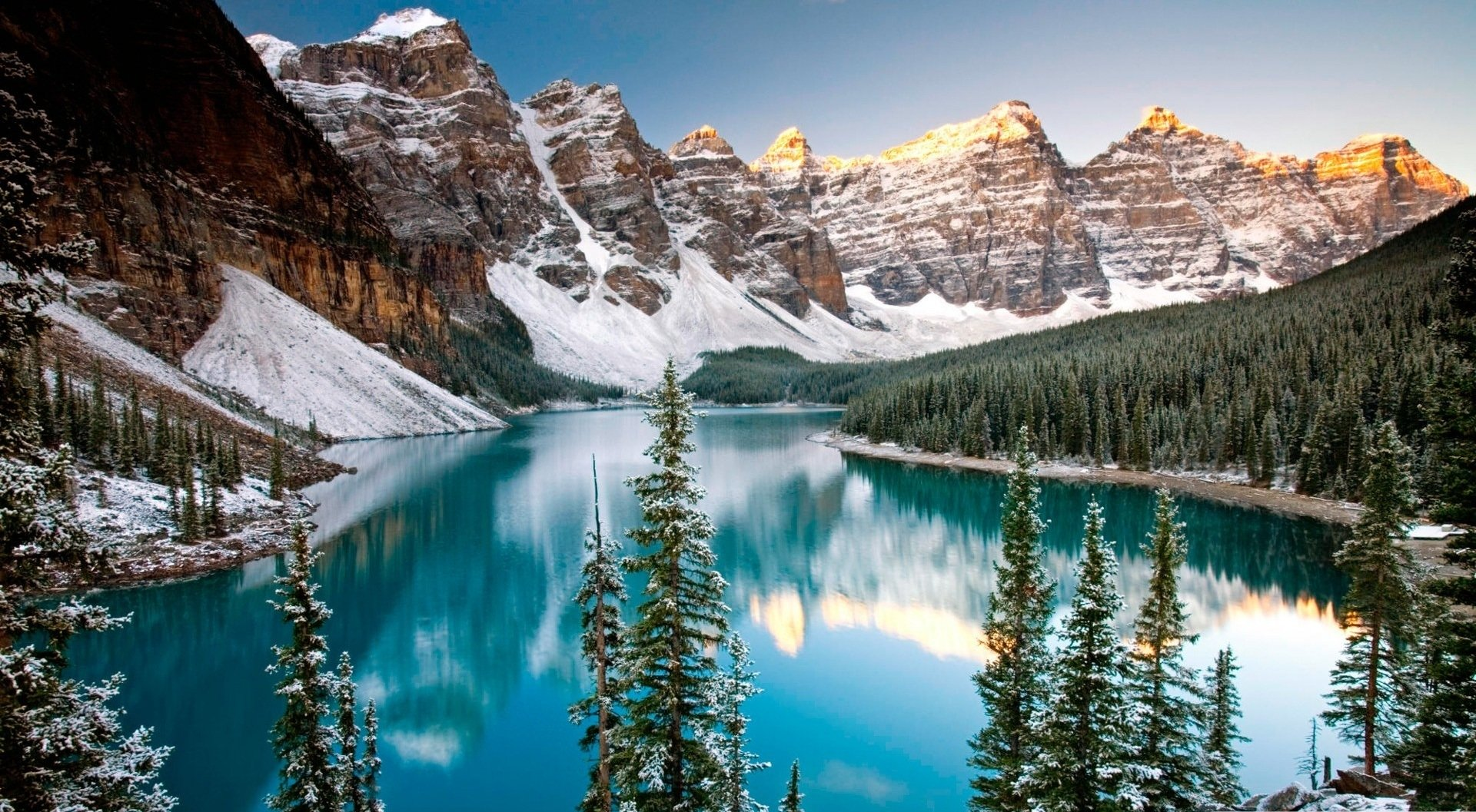 Banff National Park Wallpaper Banff National Park HD 1920x1057