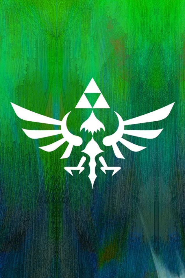 Legend Of Zelda Phone Wallpaper Wallpapersafari