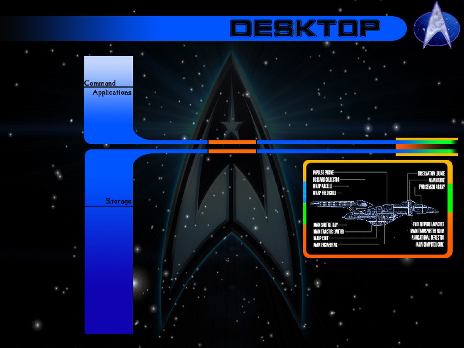 Wallpapers For Desktop Star Trek