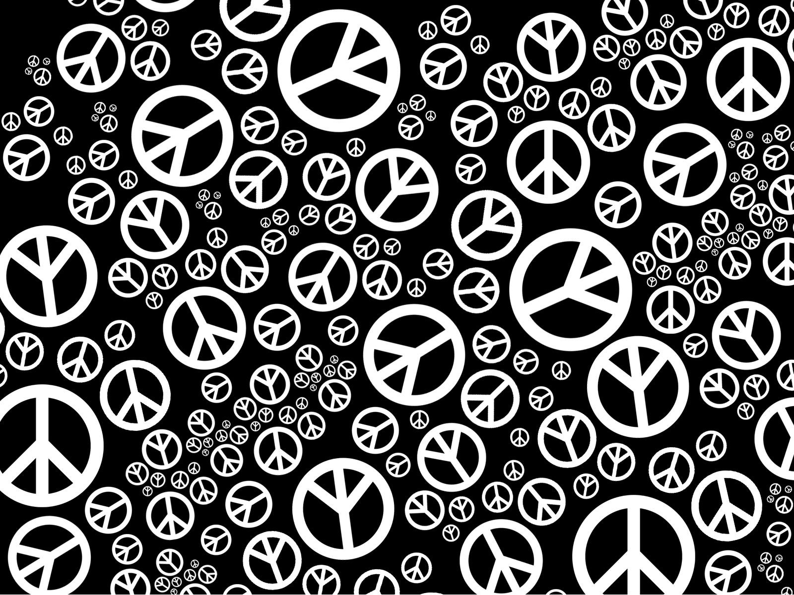 HD Peace Sign Wallpapers 1600x1200