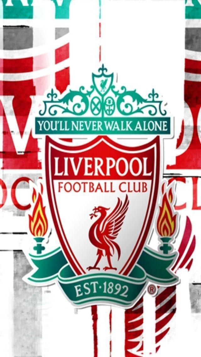 Wallpapers Logo Liverpool 2017 640x1136