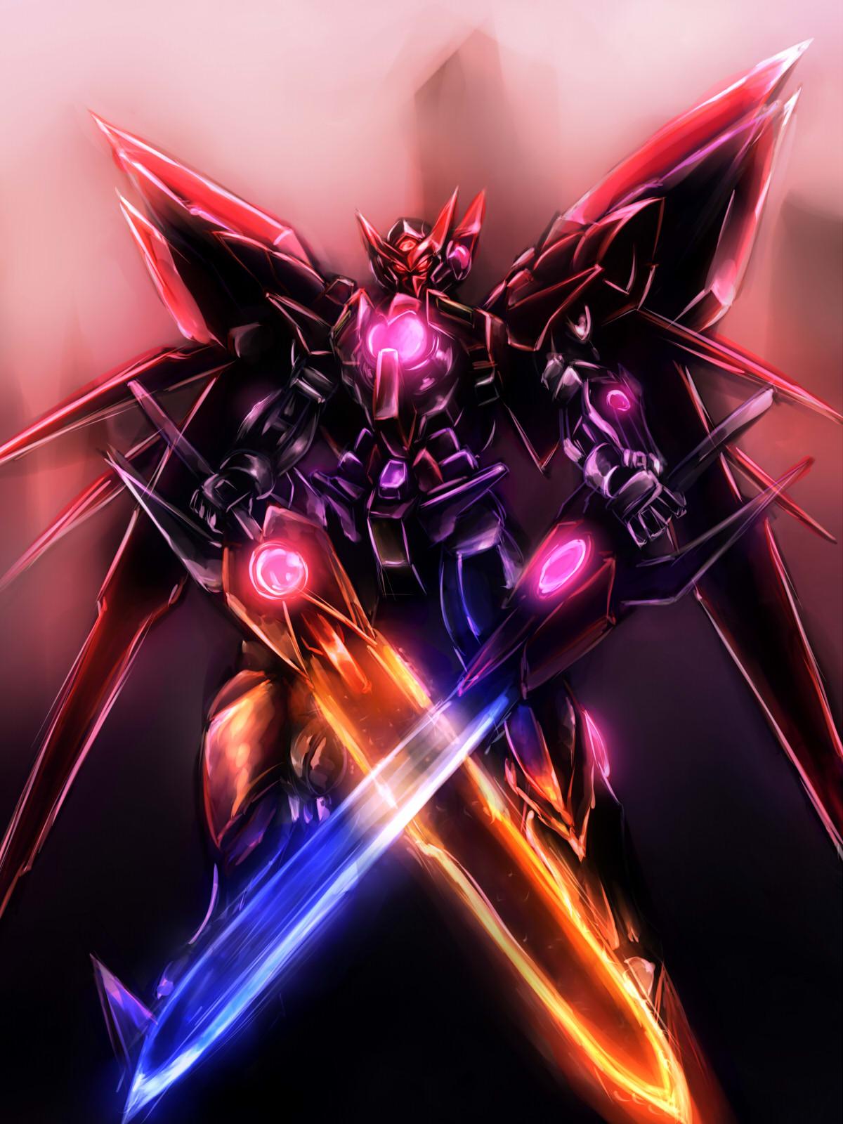 Gundam Exia Dark Matter   Gundam Build Fighters   Zerochan Anime 1200x1600