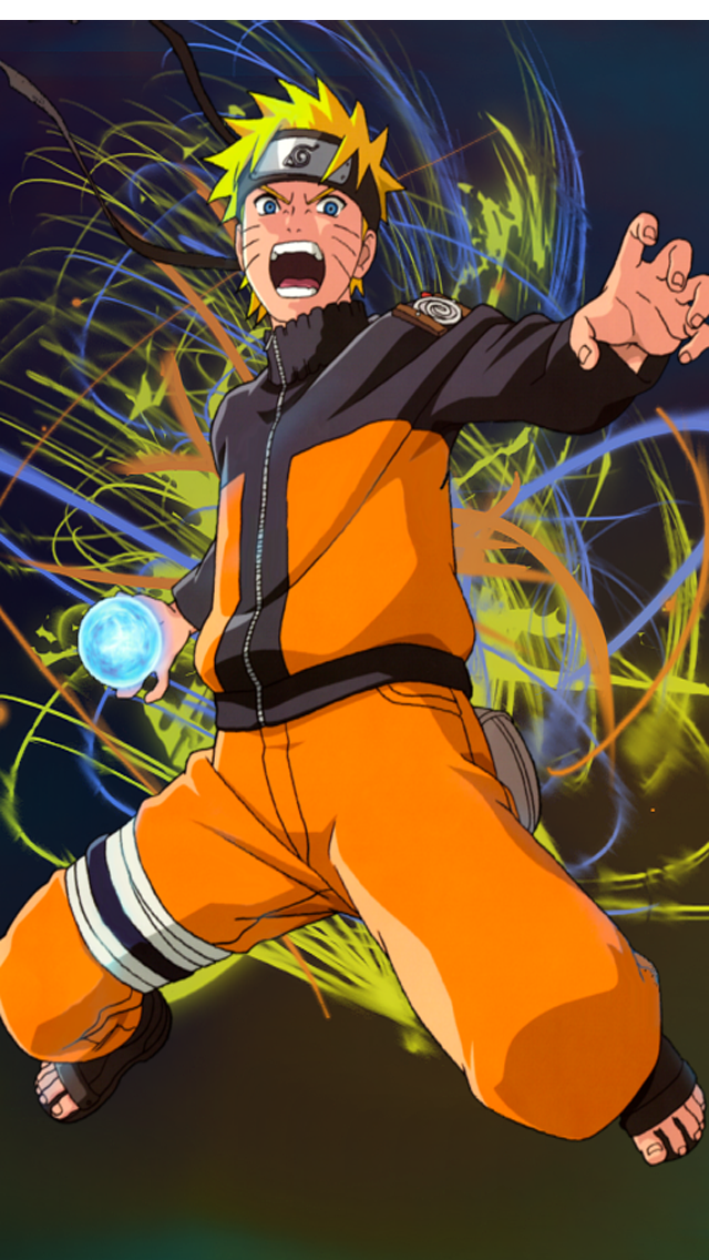 Naruto HD Wallpapers for iPhone 5 and iPod touch iPhone Wallpapers 640x1136