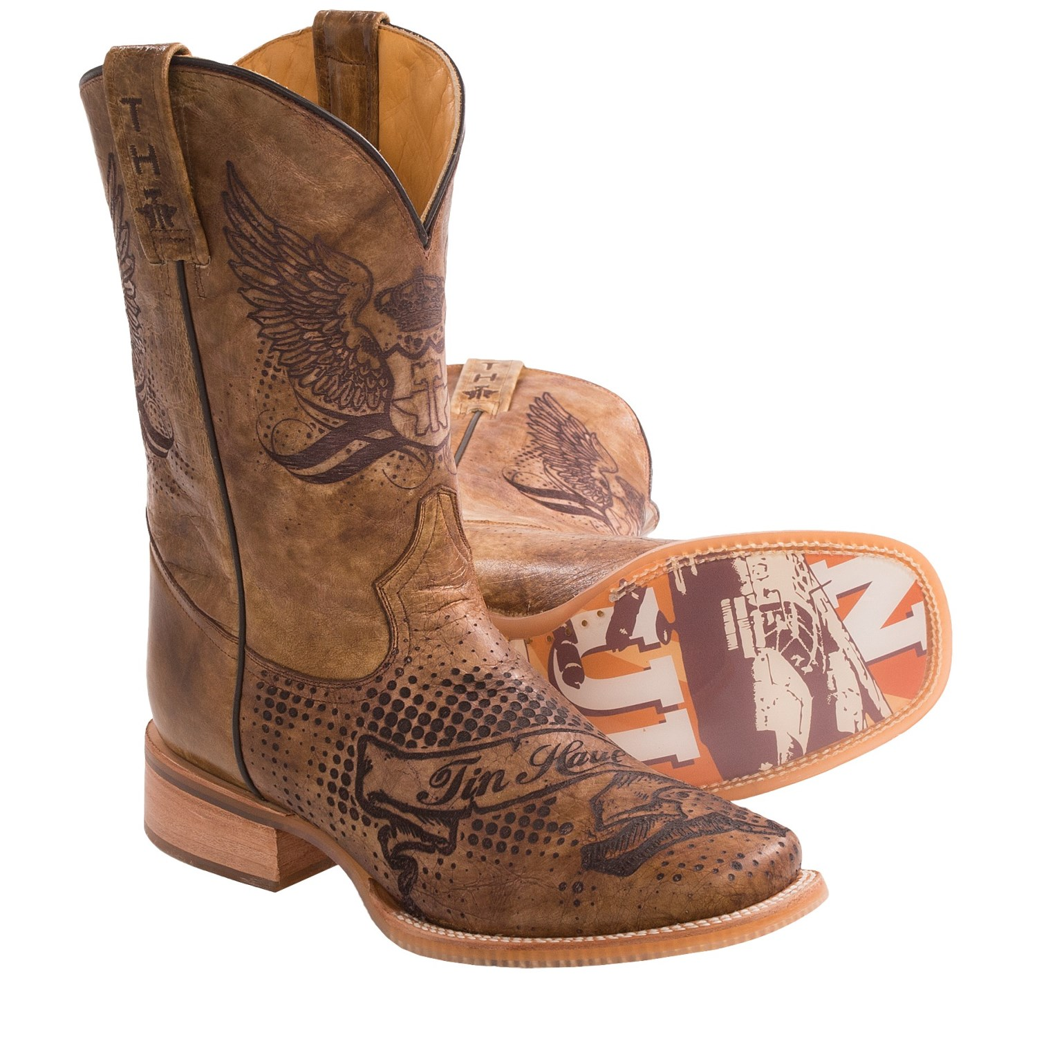 crest cowboy boots square toe for men in brownp7306m 0215002jpg 1500x1500