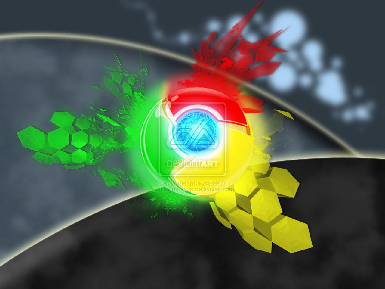 Google chrome themes zombie - Cool Google Chrome Wallpapers