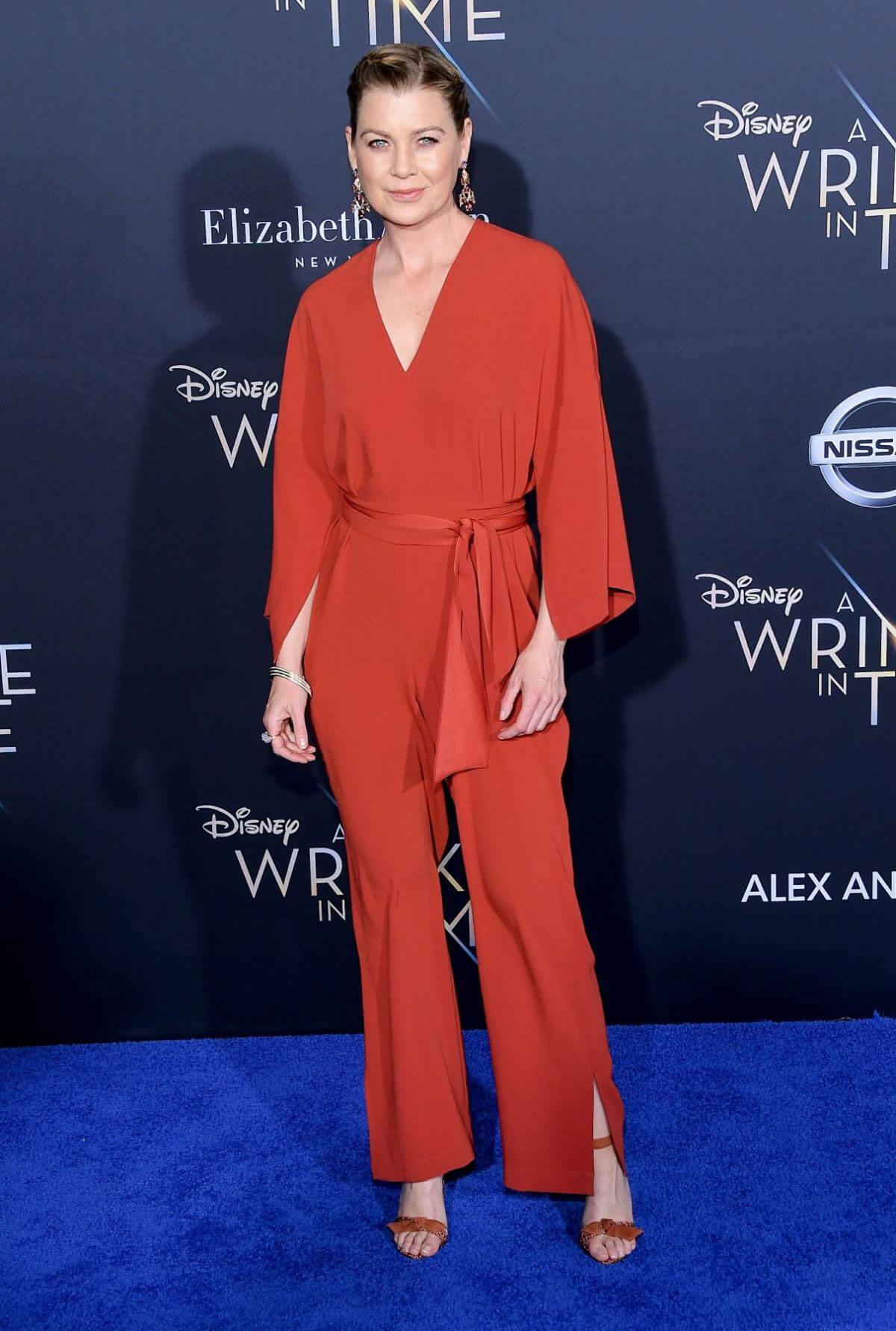 Ellen Pompeo Stills at A Wrinkle in Time Premiere in Los 1200x1782