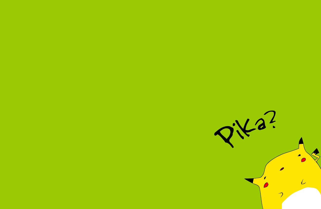 Pikachu pokemon quotes wallpaper HQ WALLPAPER   179641 1300x850
