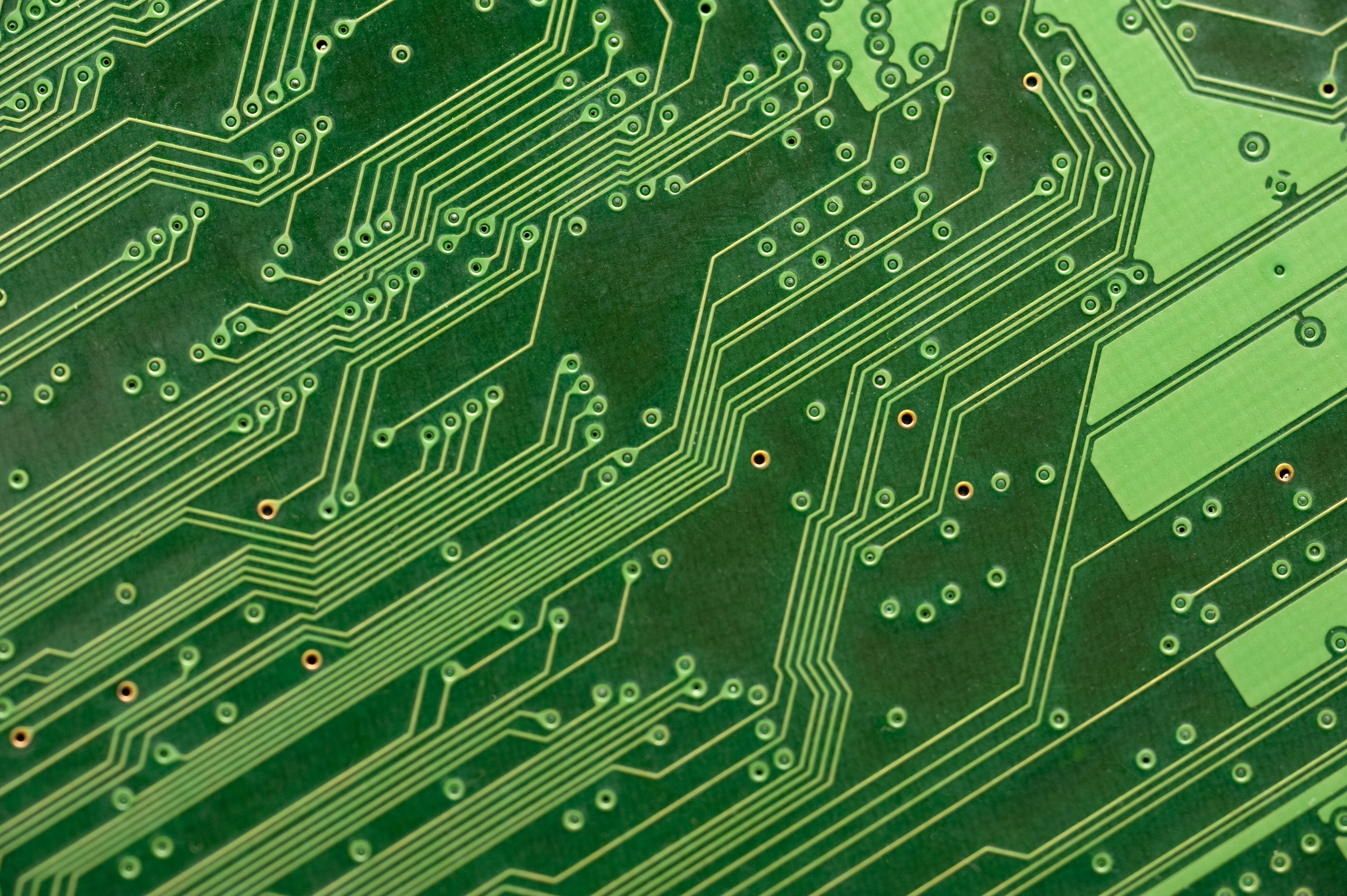 Circuit Board Background Wallpapersafari Design Over Green Vector Illustration Images Amp Pictures Becuo 4256x2832