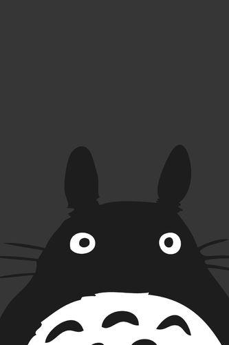 Neighbor Totoro The Rain Screensaver For Amazon Kindle Bed 333x500