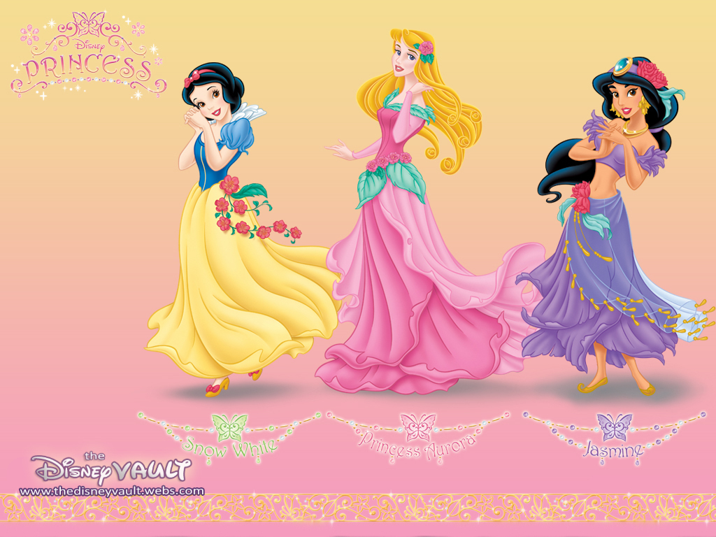 Disney Princess Wallpaper - Disney Princess Wallpaper (6475156 ...
