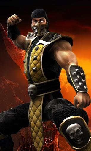 View bigger   Mortal Kombat HD Wallpaper for Android screenshot 307x512