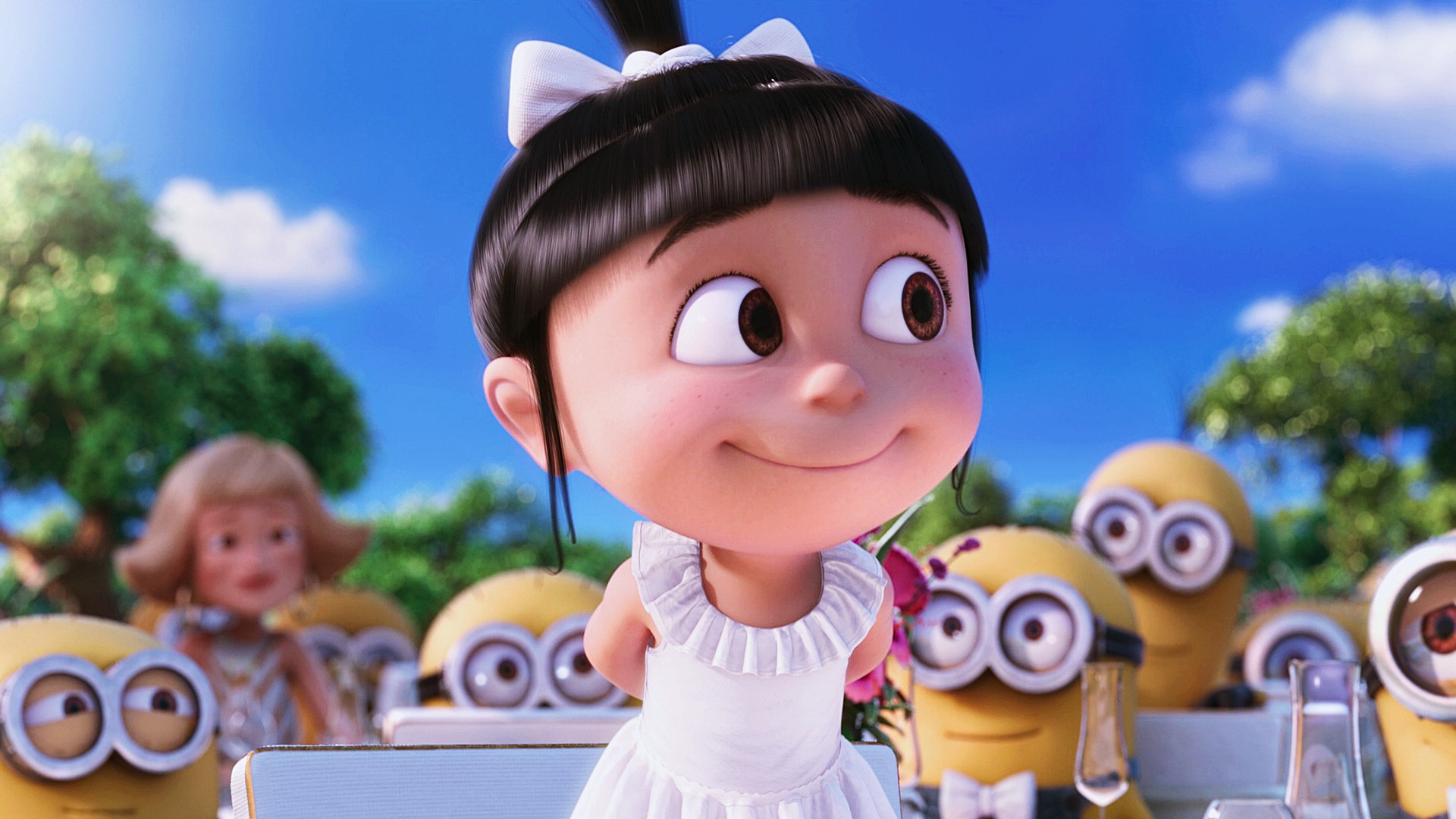 71 Agnes (Despicable Me) HD Wallpapers | Backgrounds - Wallpaper Abyss