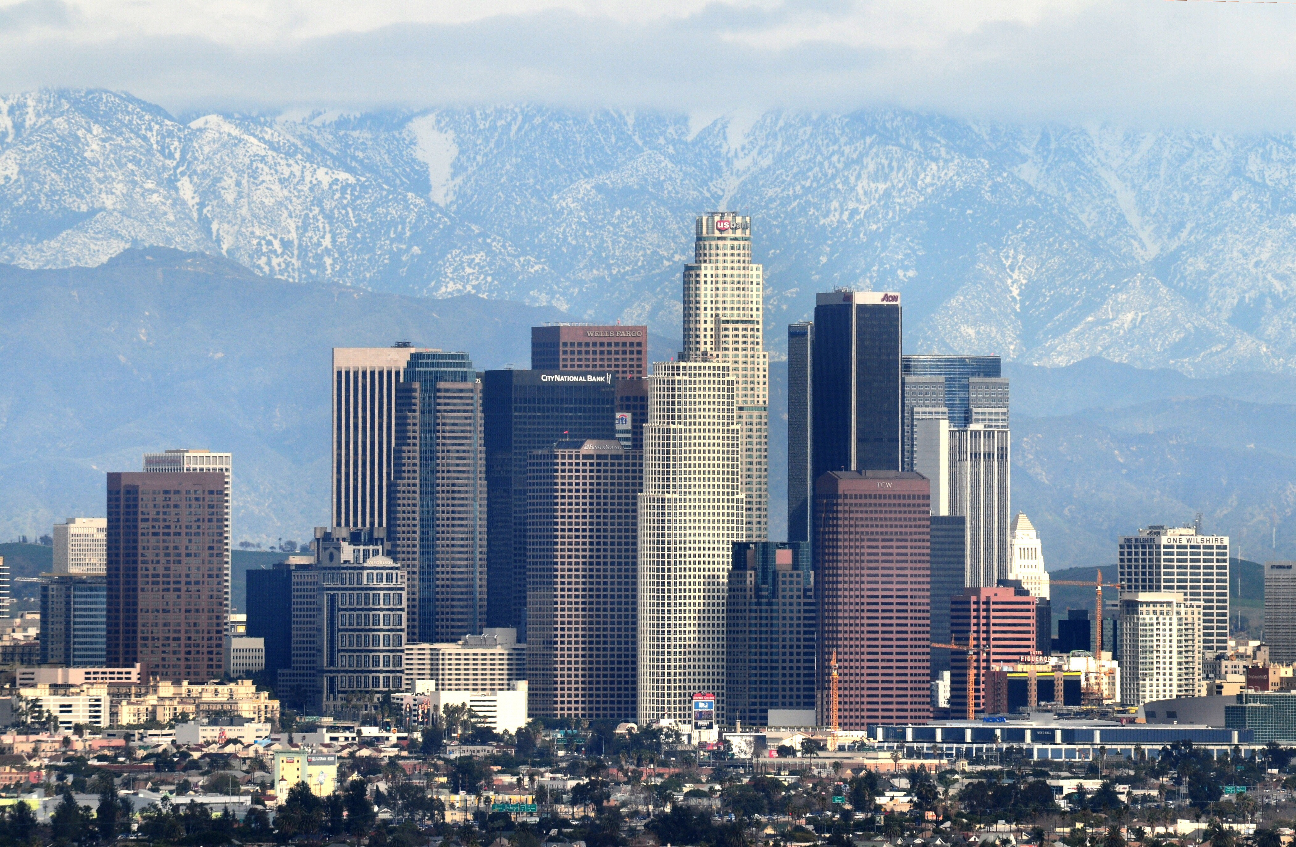 4K wallpaper   City   usa California Los Angeles   4198x2743 4198x2743