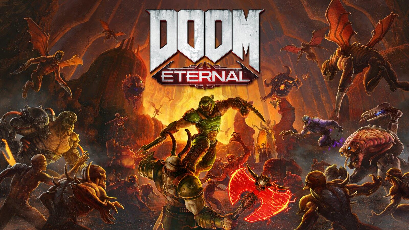 Doom Eternal Raze Hell This November PlayStationBlog 1600x900