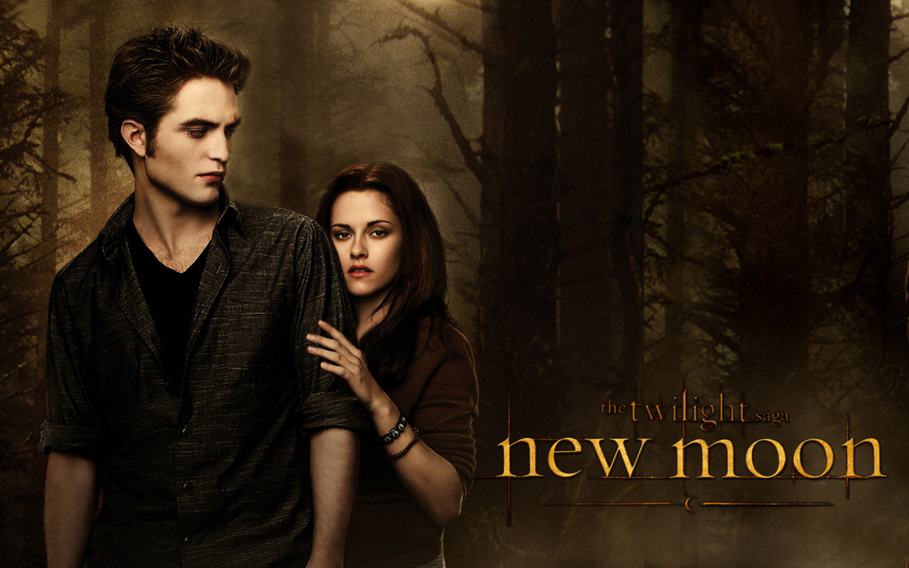The Twilight Saga New Moon Wallpapers and Background Images 1280x800