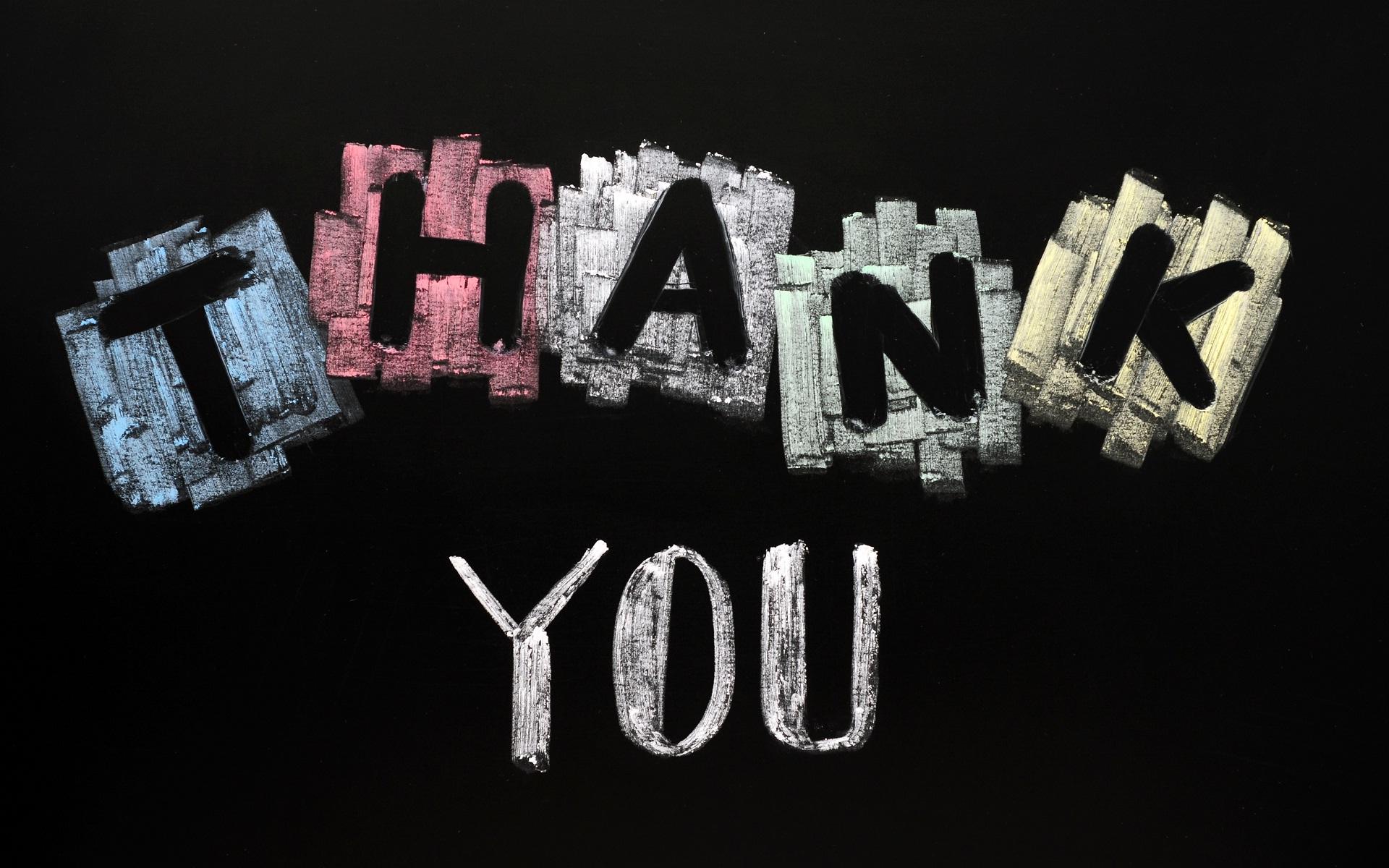 Thank You Wallpaper Free - WallpaperSafari