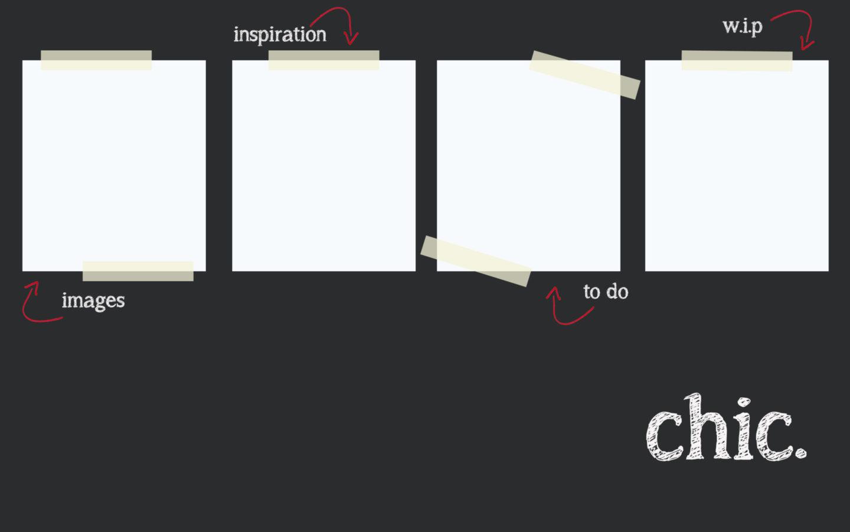 Chic Wallpaper Organization   The Chic Site 1440x901