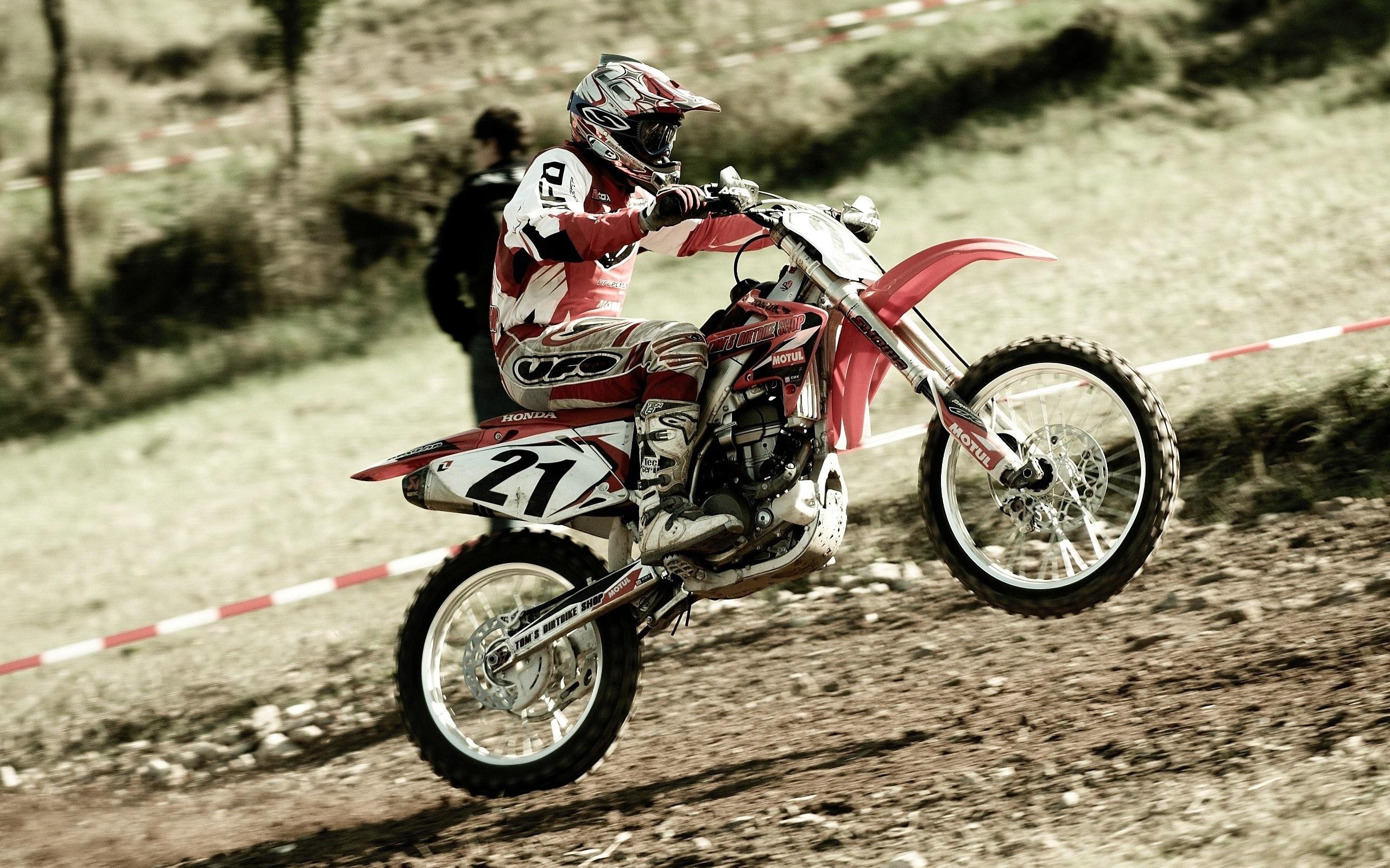 Motocross Wallpaper 2560x1600
