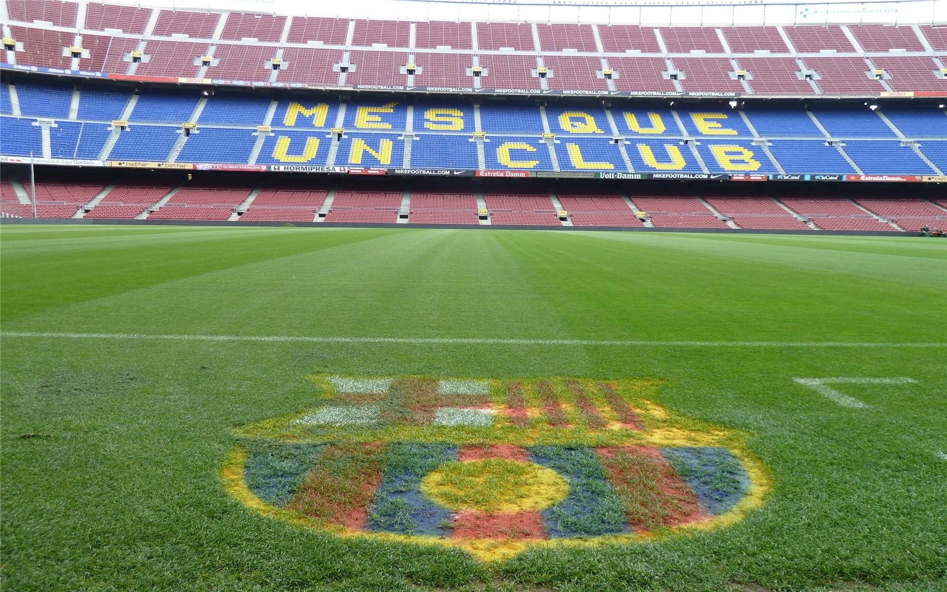 Camp Nou Wallpaper Download 1920x1200