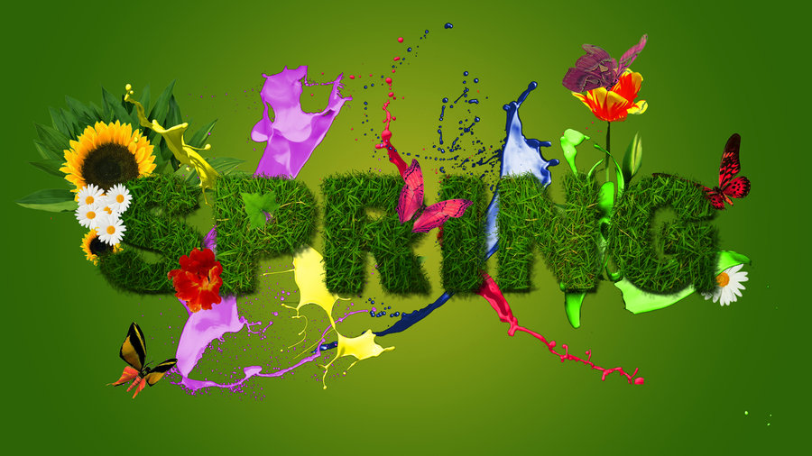 Spring wallpapers and Spring backgrounds for your computer desktop 900x506