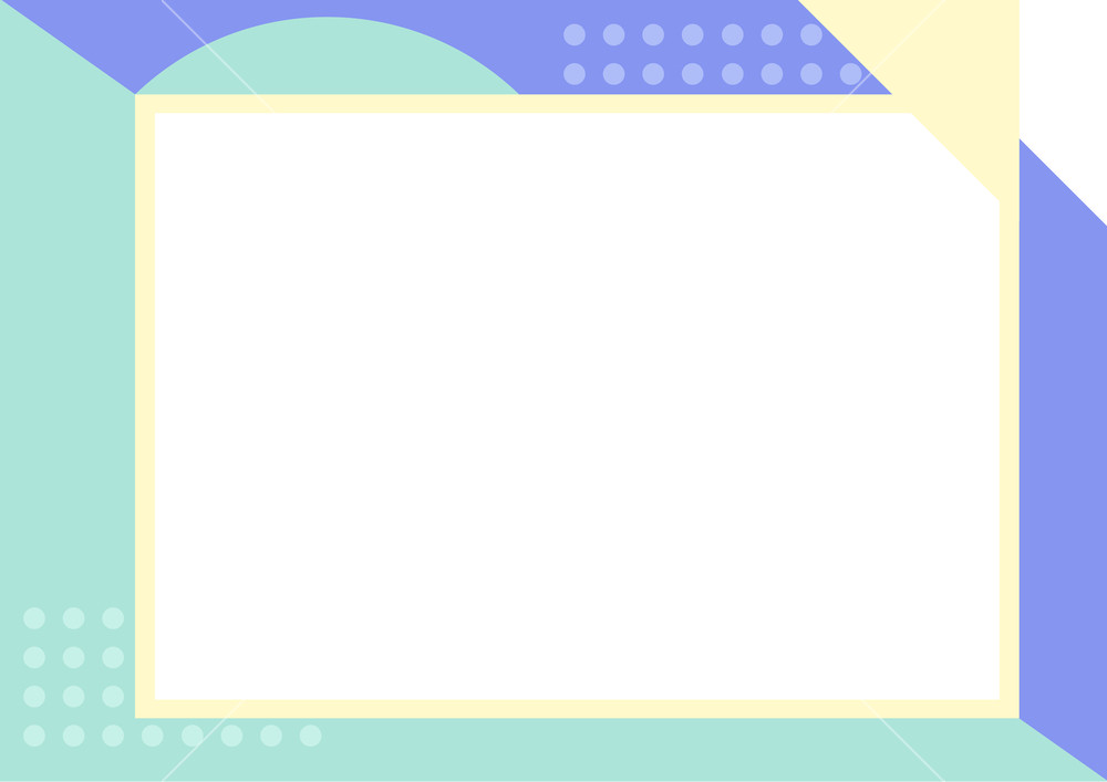 The simple solid and pastel color geometric pattern background 1000x707