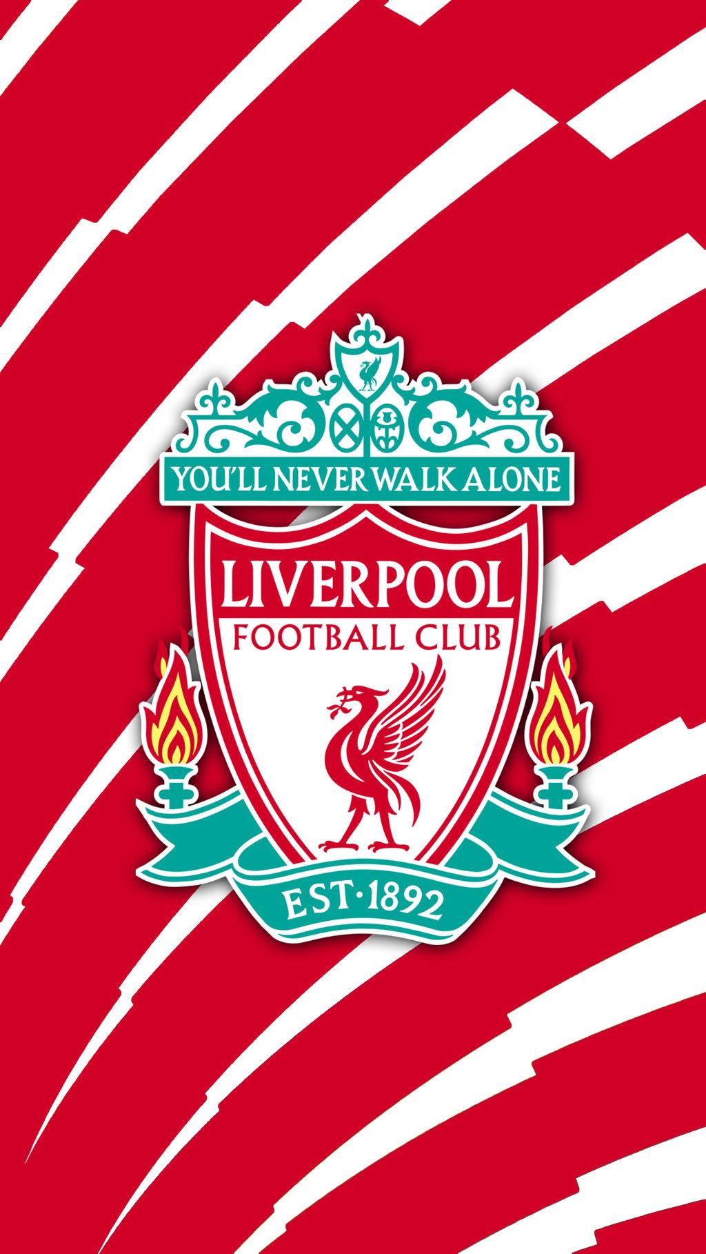 Liverpool Premier League 1617 iPhone Wallpaper by 1024x1818
